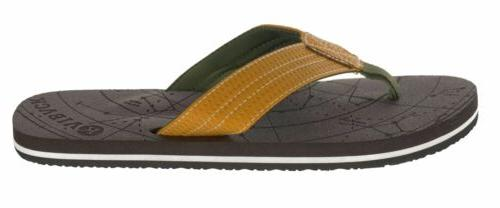 Kaiback Wayfinder Flip Beach Sandal Cushion Sole