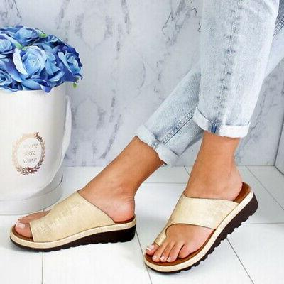 US STOCK Sandal Ladies LEATHER-