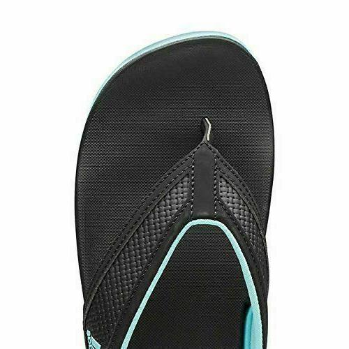 Adidas Summer Thong Sandals Flip Flops Black, Size