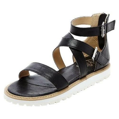 women s charley sandals black size 7