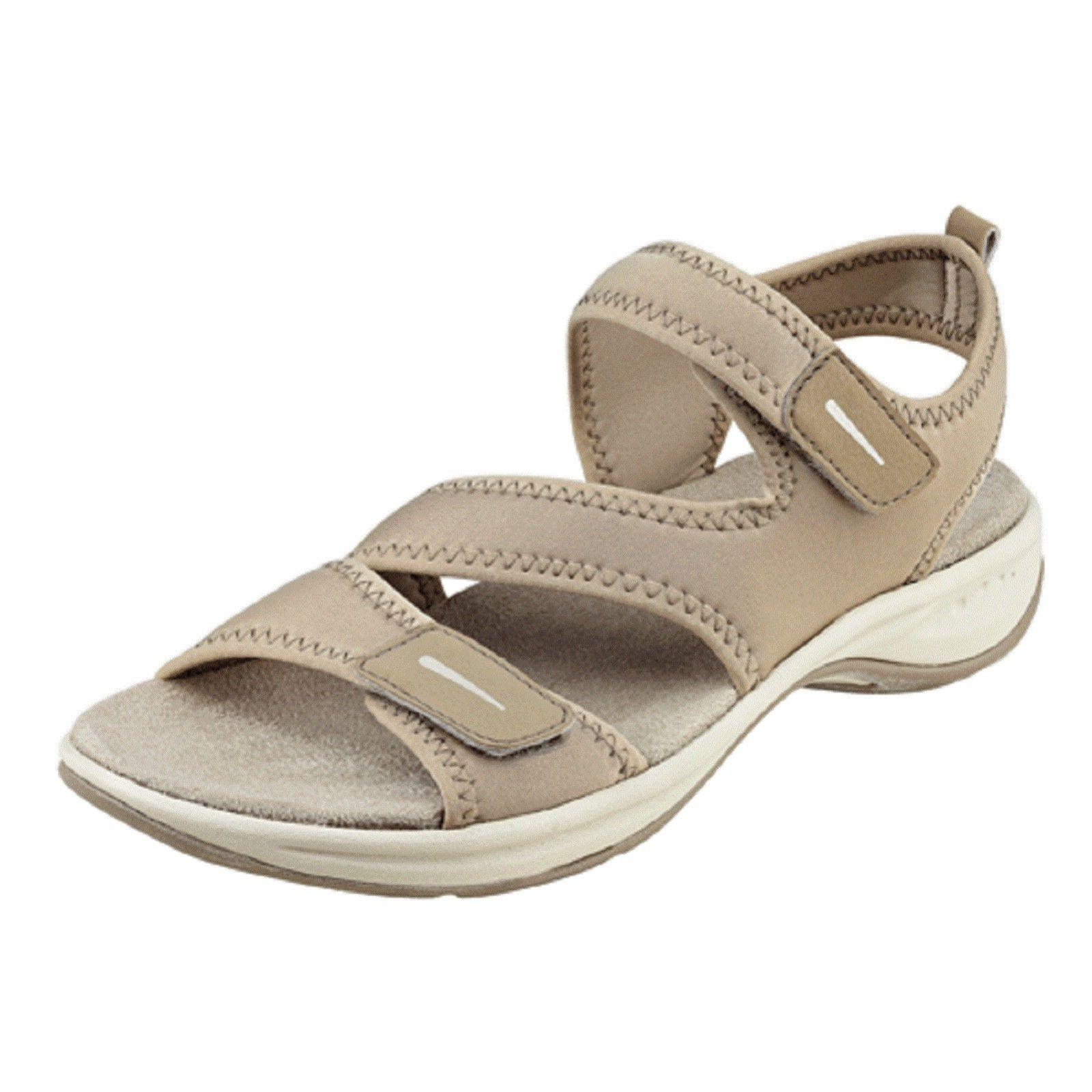 Women's Easy Spirit EVERSO 2 Turtle Dove/Taupe Athletic Sand