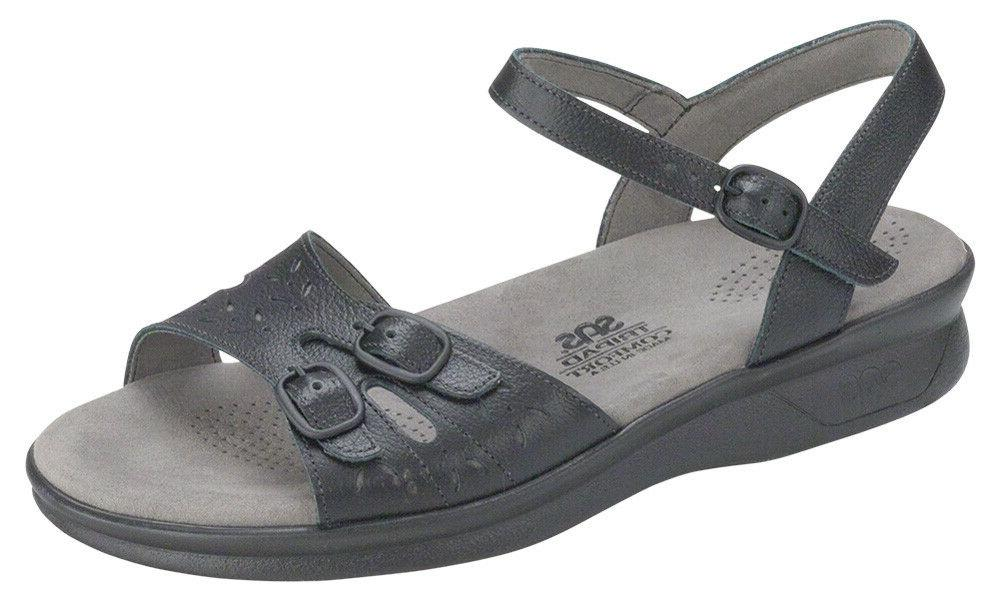 women s shoes duo sandal black 8