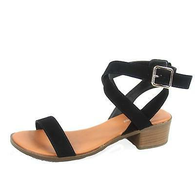 Top Women's Ankle Strap Heeled