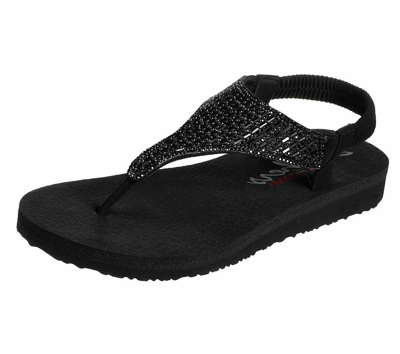 Womens Meditation Crown Sandals