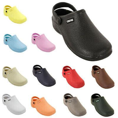 womens clogs shoes garden water slip on