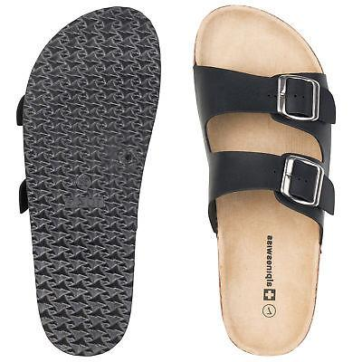 Alpine Strap Sandals EVA Sole Flat