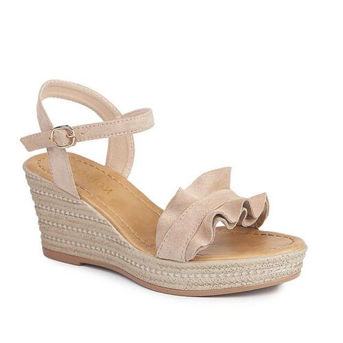 Ankle Strap Buckle Summer Party