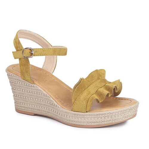 Womens Ankle Strap Summer