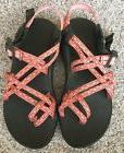 Chaco ZX2 Classic Sandals - Women's 7 - Limerick Nectar - Ne