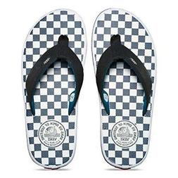 Vans LA Costa Lite Thong Sandal US Open Navy/Checker Men's F