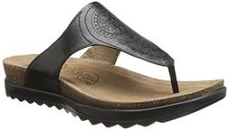 Women's Dansko 'Priya' Leather Thong Sandal, Size 6.5-7US /