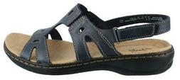 Clarks Leisa Annual Casual Sandals Leather Womens Comfort Sa