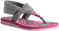 "Skechers® Girls' ""Meditation - Studio Kicks"" Sling Sanda"