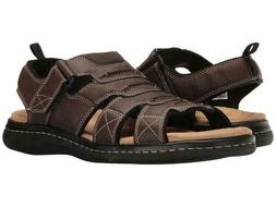 Dockers Men's Shorewood Fisherman Sandal Briar Sz: 10 and 11