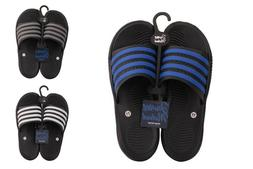 Men's Slip On Sport Slide Sandals Flip Flop Shower Shoes Sli