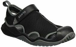 crocs Men's Swiftwater Mesh Deck Sandal Sport - Choose SZ/co