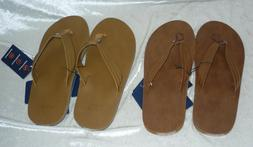 NEW Men's Dockers Flip-Flops size XL 11-12