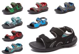 New Men's Sandals Adjust Strap Open Toe Casual Sport Beach W