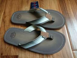 New Dockers Mens size Large 11-12 Flip flop Thong Sandals