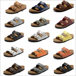 New Birkenstock Summer Birko-Flor Sandals Women's Men's Flip