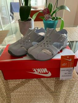 NEW NIKE Sunray Protect 2 Girls Boys Toddler Sandals Shoes S