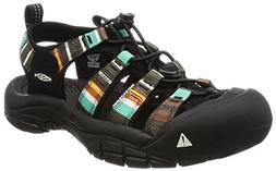 KEEN Female Newport H2-W, Raya Black, 8 B-Medium