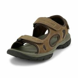 🌟DOCKERS NIB Men's Size 10 $70 DEVON SANDALS Brown Outdoo