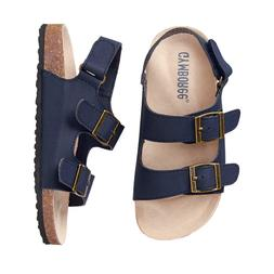 nwt boy sandals shoes trail toddler