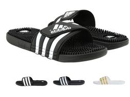 Adidas Originasl Men's Essentials Adissage Slides 3-Stripe C