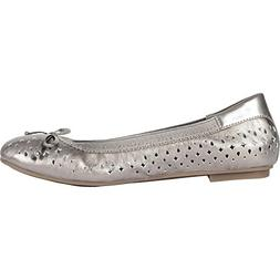 Women's Vionic 'Surin' Perforated Ballet Flat, Size 7 M - Gr