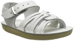 Salt Water Sandals by Hoy Shoe Sea Wees,White,4 M US Toddler