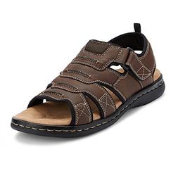 Dockers Mens Shorewood Outdoor Sport Fisherman Sandal Shoe,
