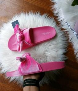 SIZE 8 WOMEN'S AMERICAN EAGLE OUTFITTERS SLIDES SANDALS SOFT