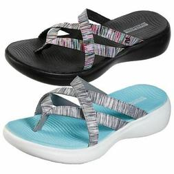 Skechers Sandals Performance Women's On The GO 600 Luxe-Luvl