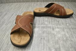 Dockers Sunland 90-21397 Sandals, Men's Size 14 M, Brown