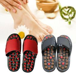 Unisex Reflexology Sandals Foot Massage Slipper Acupressure