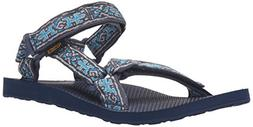 Teva Men's Original Universal-M, Old Lizard Insignia Blue, 7