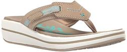 Skechers Women's Upgrades,dark taupe,6 M US