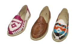 Women Handmade Authentic Mexican Genuine Soft Leather Sandal