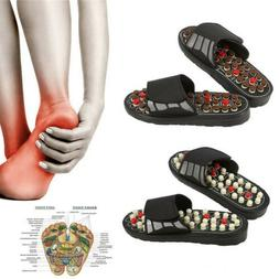 Women Men Slipper Sandal Massage Slippers Acupuncture Foot M