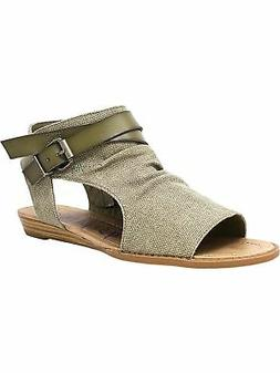 Blowfish Women's Balla Canvas Wedged Sandal