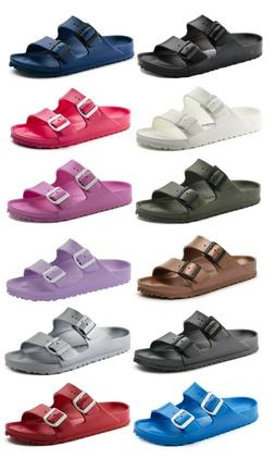 women s essentials arizona eva waterproof slide