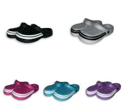 women s ladies slip on rubber fun