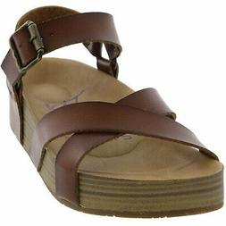 Blowfish Women's Makara Dyecut Sandal