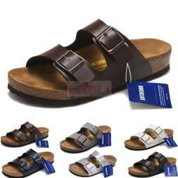 Women's Men's Birkenstock Arizona Birko-Flor Sandals Flip Fl