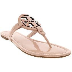 Tory Burch Women's Miller Soft Patent Leather Sandal