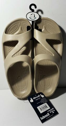 "Hounds ""Z"" Sandal Size 5/6, 7/8, 9/10 Tan New"